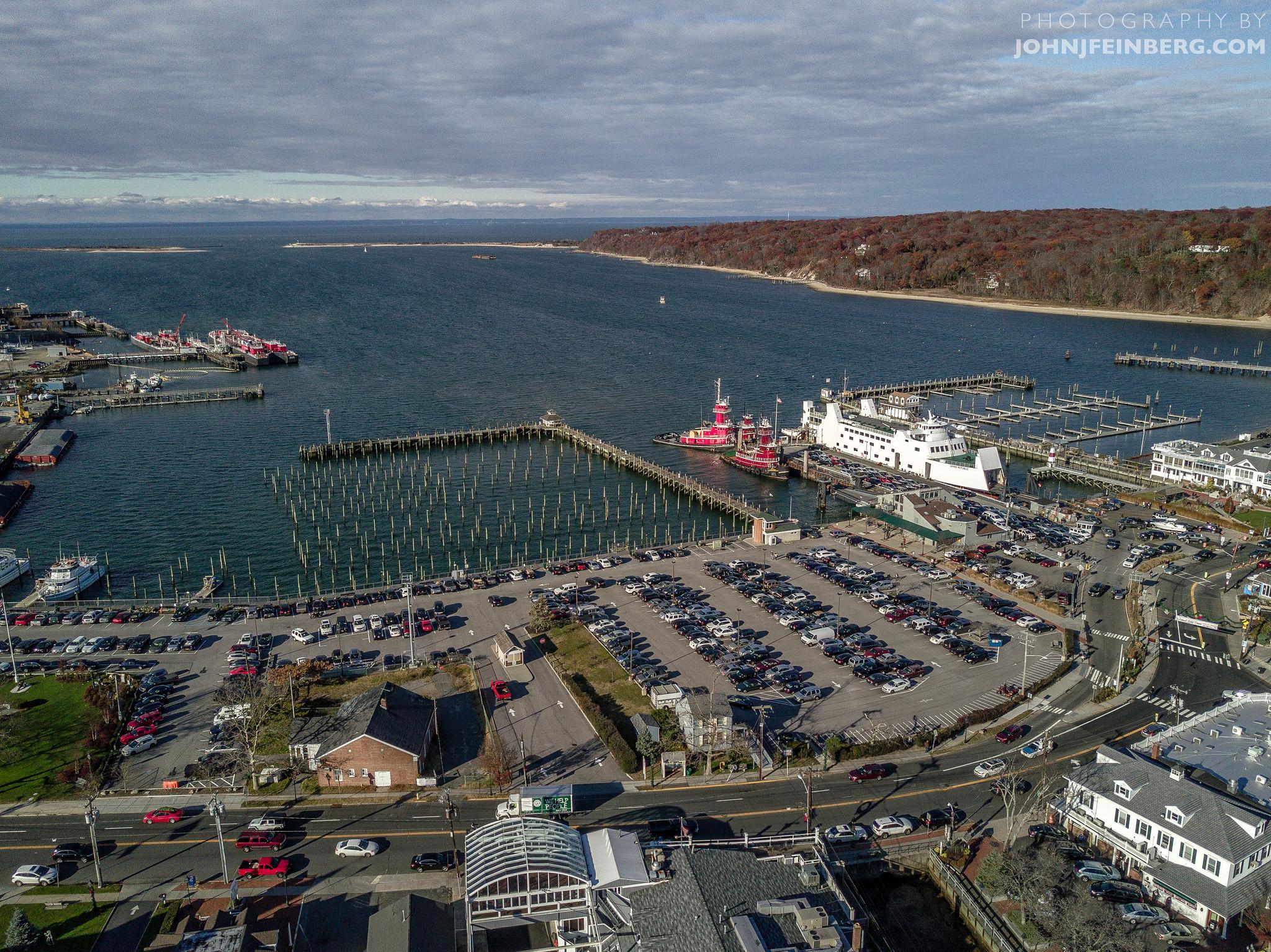 Port Jefferson, N.Y. Photo by John Feinberg