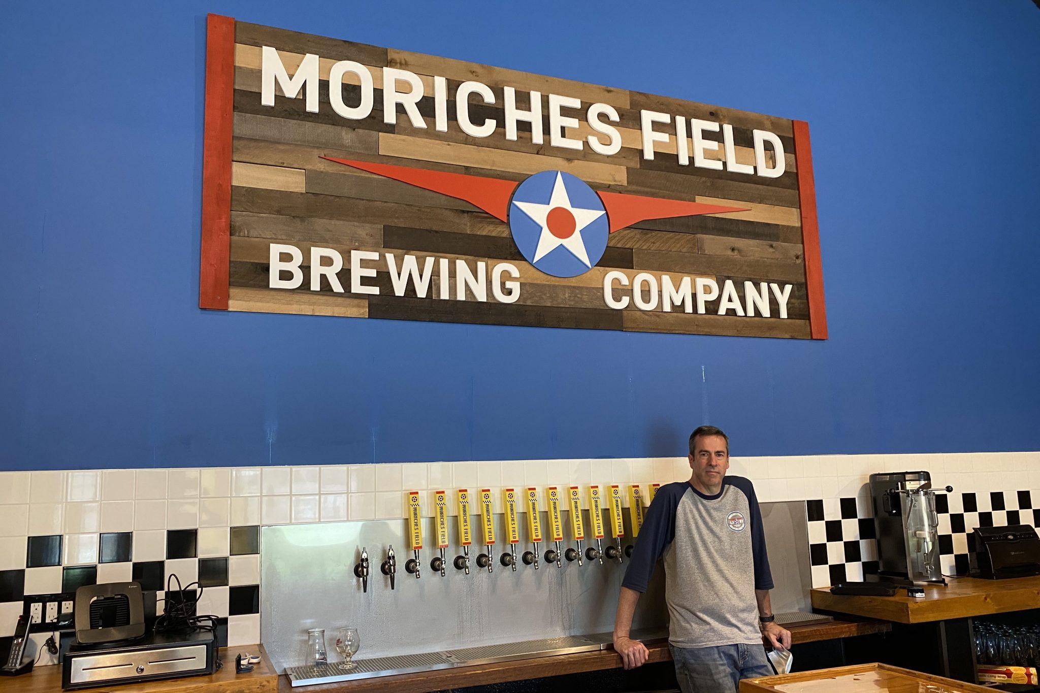 Rich Flynn Moriches Field Brewing Co.